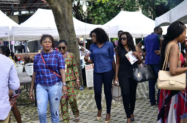 Tutu Abass, Funke Babs-Kufeji, Konye & Ify Nwabogor