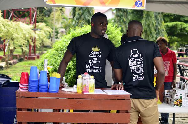 Wilson Lemonade Crew