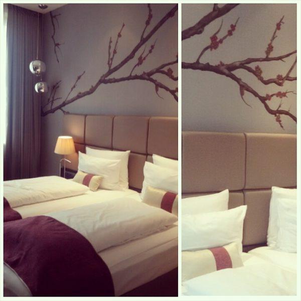 Wyndham Grand Hotel room