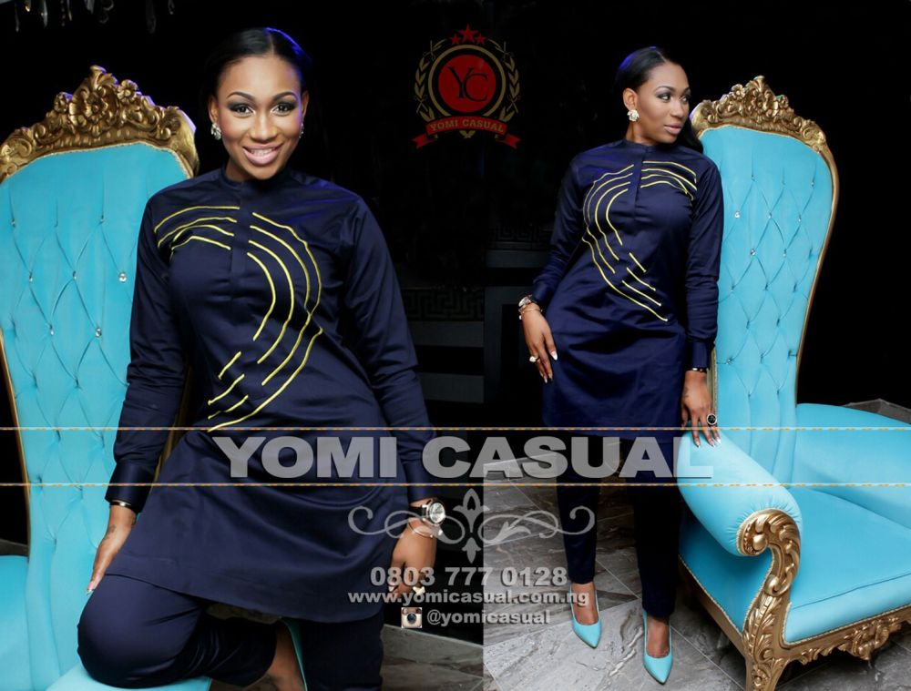 Yomi Casual The Fantastic Man Collection - Bellanaija - November2014001