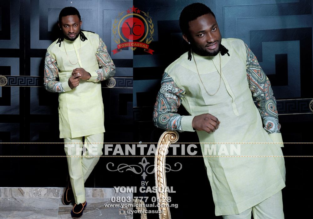 Yomi Casual The Fantastic Man Collection - Bellanaija - November2014005