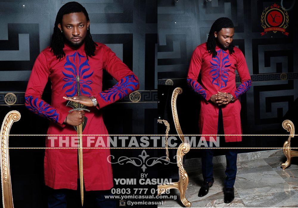 Yomi Casual The Fantastic Man Collection - Bellanaija - November2014006