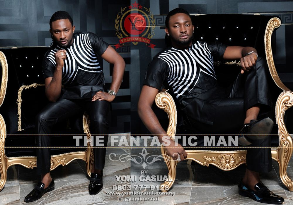 Yomi Casual The Fantastic Man Collection - Bellanaija - November2014007