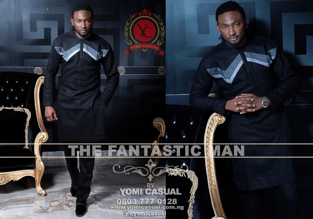 Yomi Casual The Fantastic Man Collection - Bellanaija - November2014008