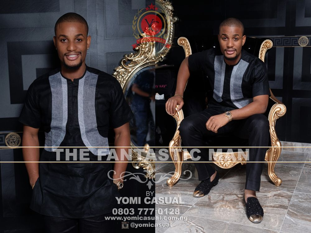 Yomi Casual The Fantastic Man Collection - Bellanaija - November2014011