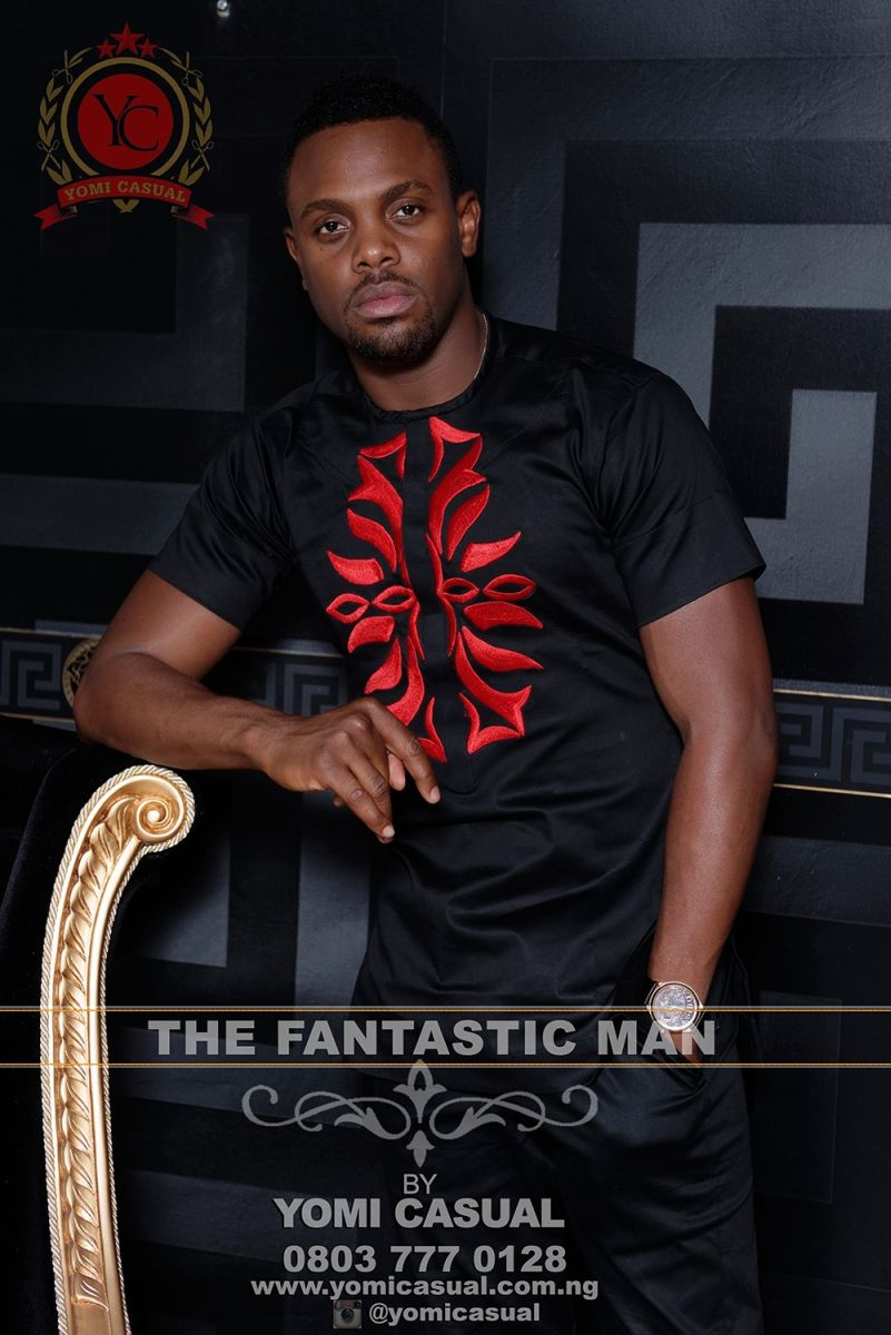 Yomi Casual The Fantastic Man Collection - Bellanaija - November2014012