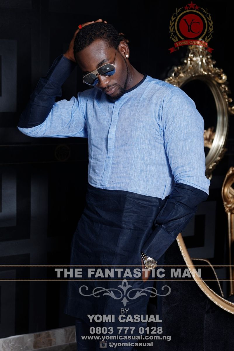 Yomi Casual The Fantastic Man Collection - Bellanaija - November2014013