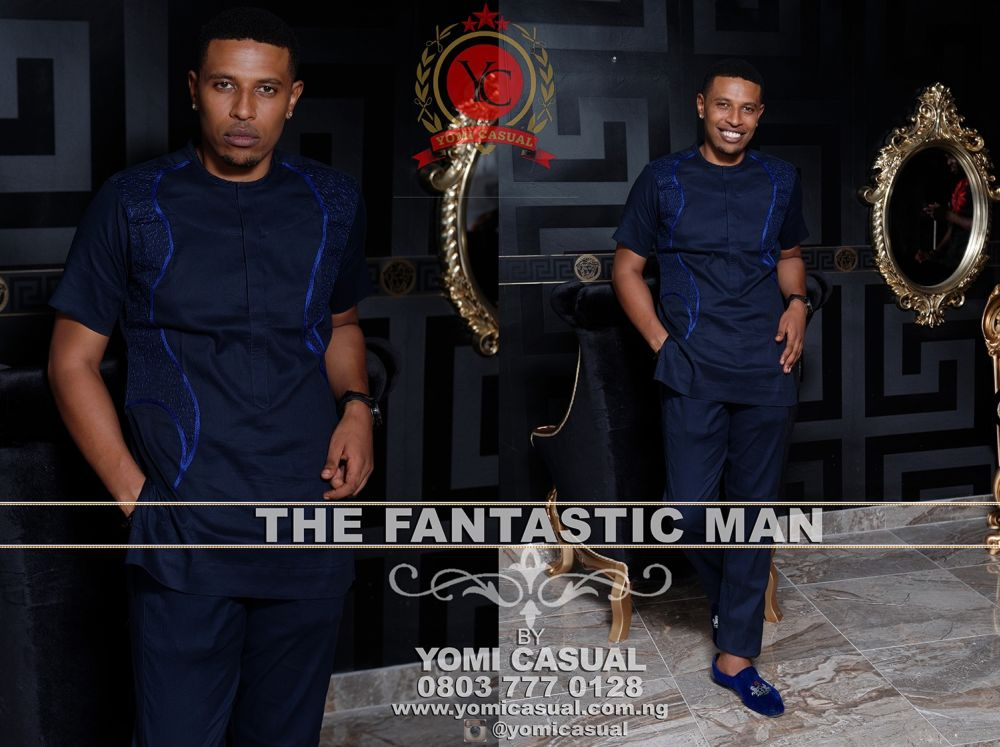 Yomi Casual The Fantastic Man Collection - Bellanaija - November2014014
