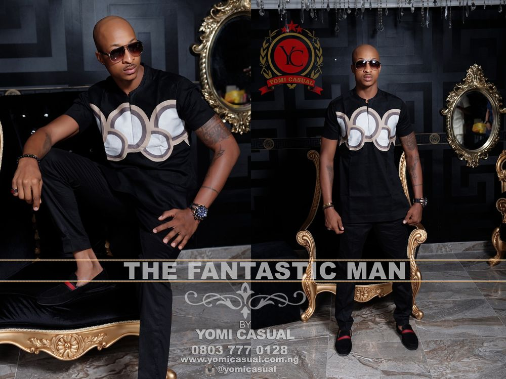 Yomi Casual The Fantastic Man Collection - Bellanaija - November2014018