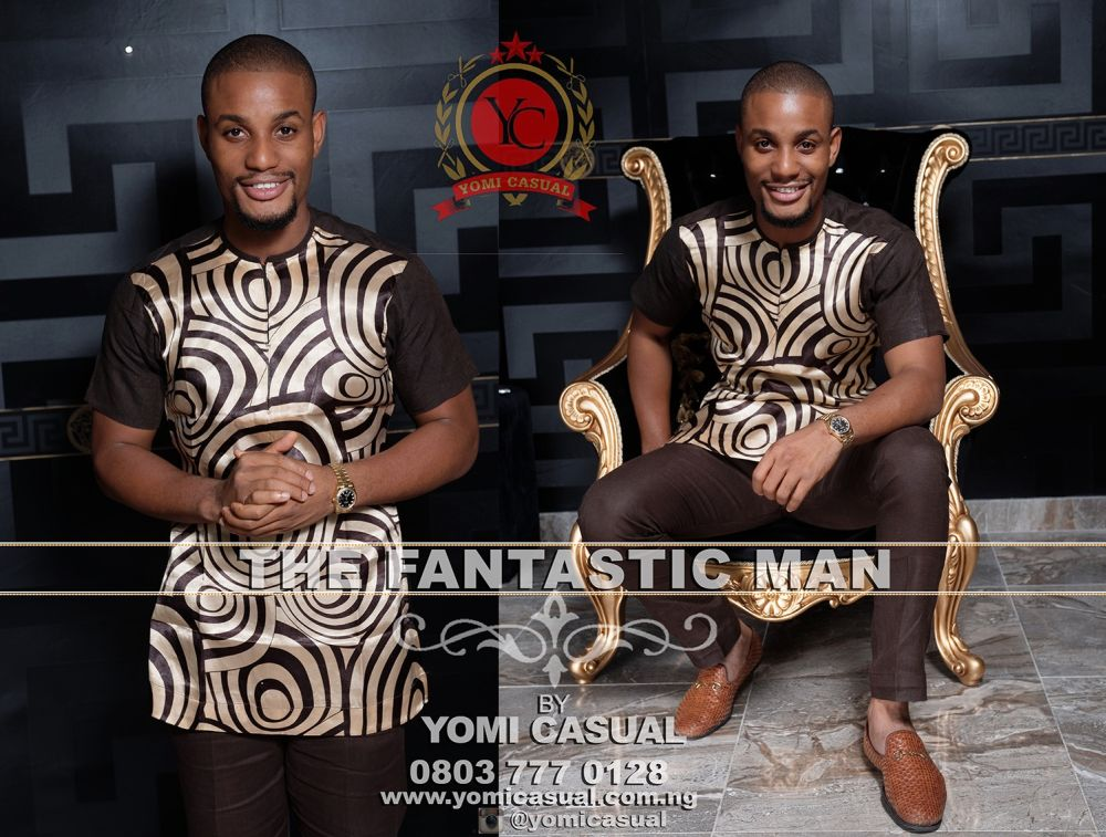 Yomi Casual The Fantastic Man Collection - Bellanaija - November2014019