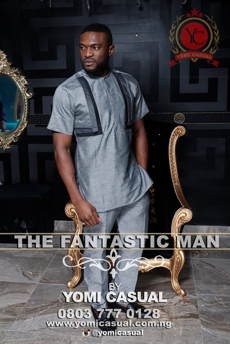 Yomi Casual The Fantastic Man Collection - Bellanaija - November2014020