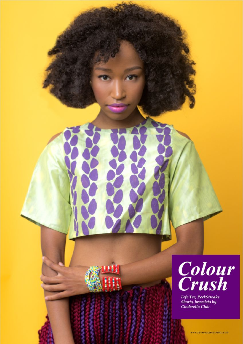 Zen Magazine Editorial with Cameroonian Designer Fatima Camara - Bellanaija - November2014002