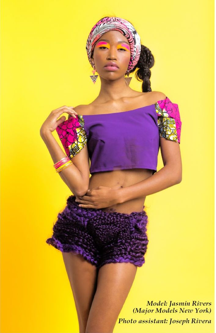 Zen Magazine Editorial with Cameroonian Designer Fatima Camara - Bellanaija - November2014008