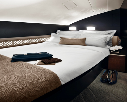 etihad the residence bedroom