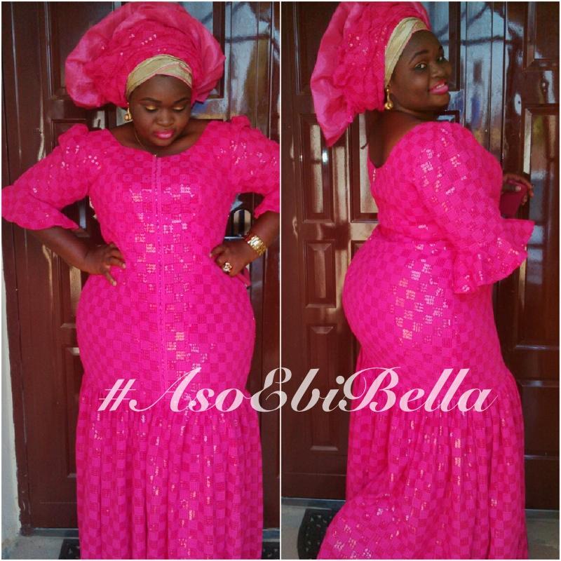 makeup and gele by @miss_teephar , fabric by @asoebihome