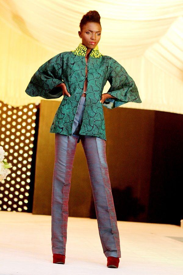 3rd Glam Essence Style Awards & Runway - Bellanaija - November2014022