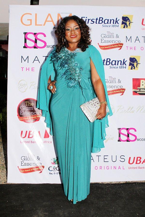 3rd Glam Essence Style Awards & Runway - Bellanaija - November2014066