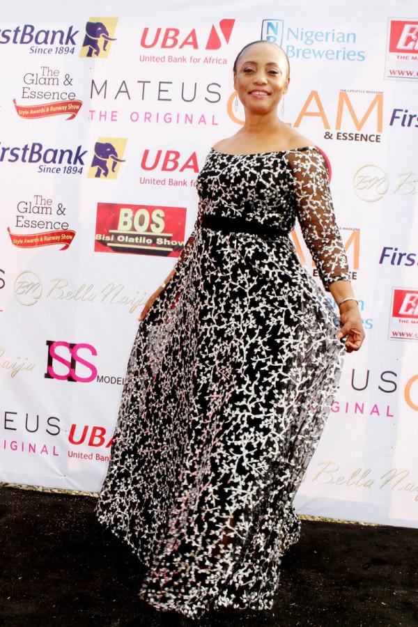 3rd Glam Essence Style Awards & Runway - Bellanaija - November2014082
