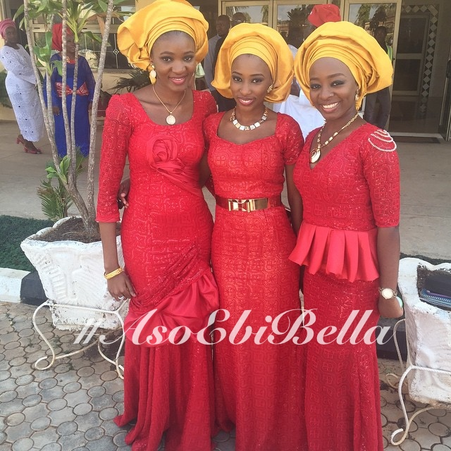 @saabaiyee23, @meenah11 and @astawabbi dresses by @saintburay