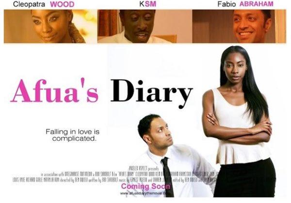Afuas-Diary