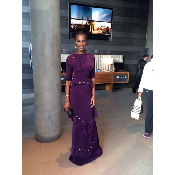 Agbani Darego Miss World BN 1