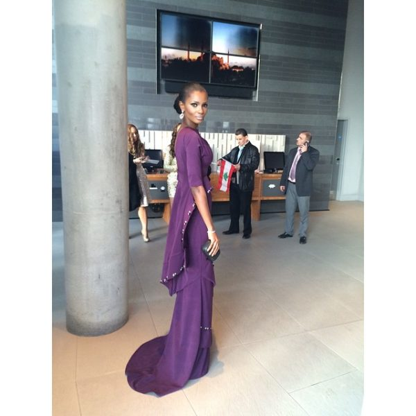 Agbani Darego Miss World BN 2