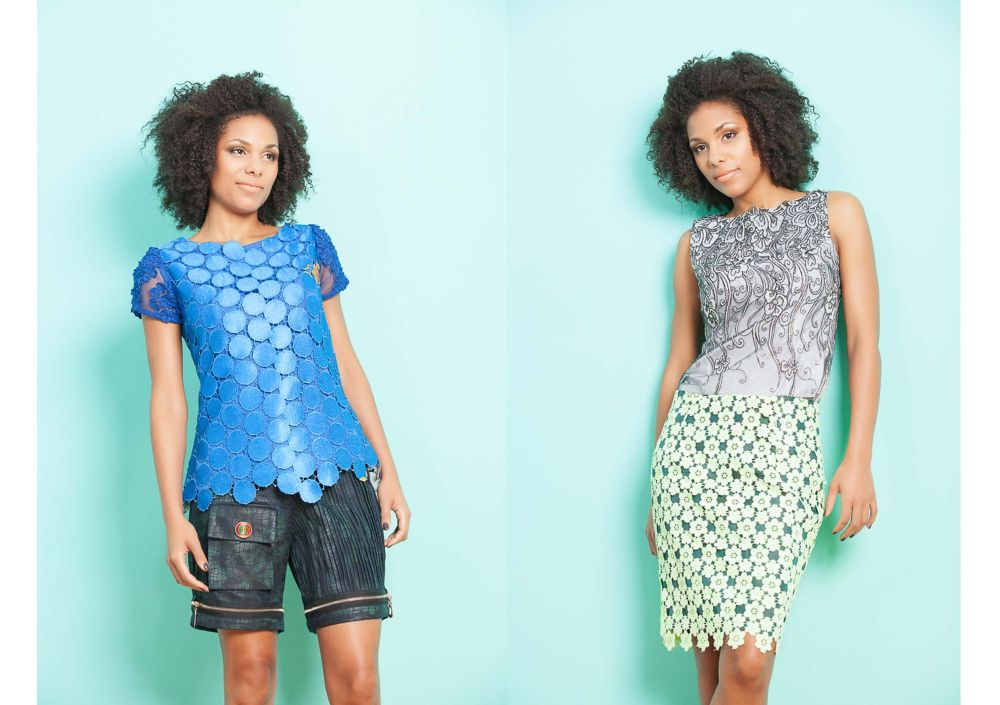Ayo Van Elmar gods and dolls Spring Summer 2015 Collection - Bellanaija - December2014003