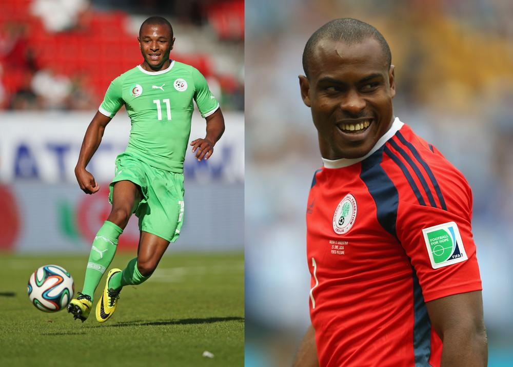 Yacine Brahimi Defeats Vincent Enyeama to Win BBC African