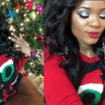 BN Beauty Makeup Tutorial bu OmabelleTV - BellaNaija - December 2014002