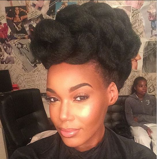 BN Beauty Natural Hair Inspirations Festive Season - BellaNaija - December 2014005