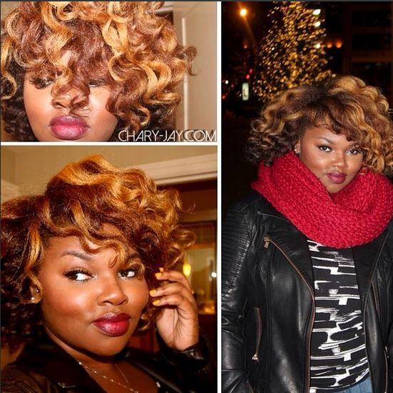 BN Beauty Natural Hair Inspiratrion Chary Jay - BellaNaija - December 2014001