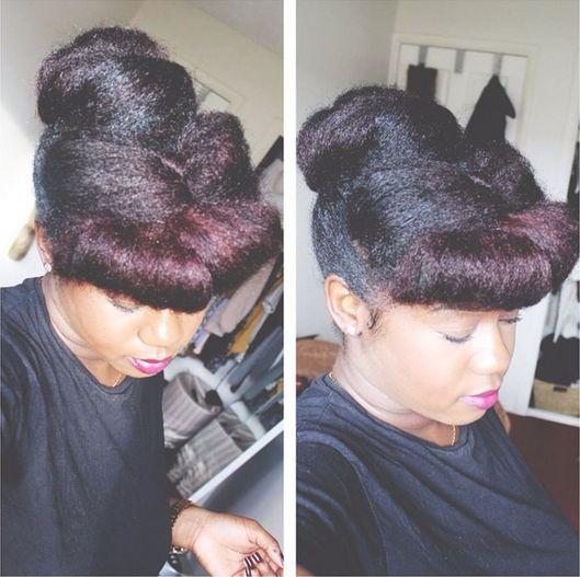 BN Beauty Natural Hair Inspiratrion ChiakaValentina - BellaNaija - December 2014
