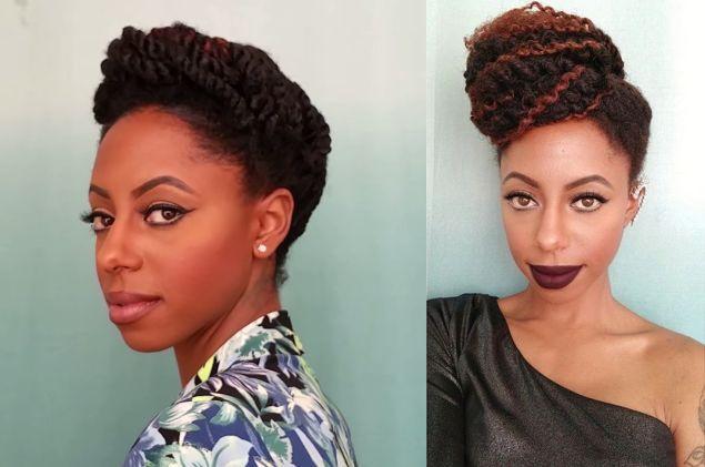 BN Beauty Natural Hair Inspiratrion Jessica Pettway - BellaNaija - December 2014004