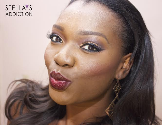 BN Beauty & Stella's Addiction Pin Up Look - BellaNaija - December 2014001