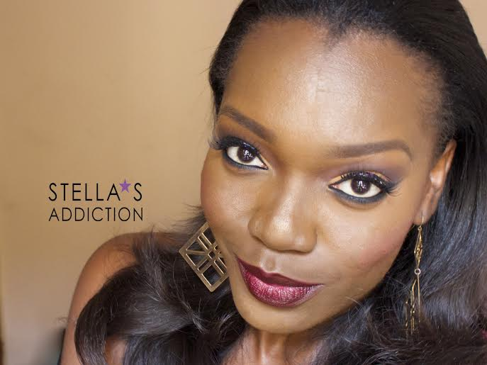 BN Beauty & Stella's Addiction Pin Up Look - BellaNaija - December 2014002
