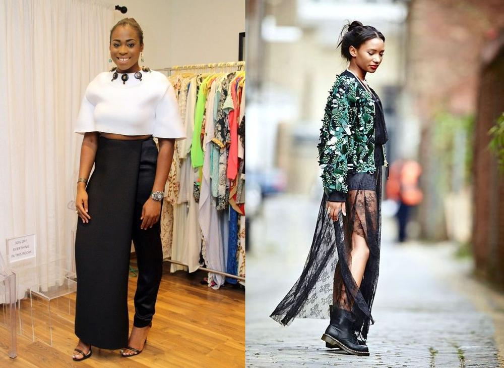 BN Style Fashionistas to Watch in 2015 - BellaNaija - December 2014
