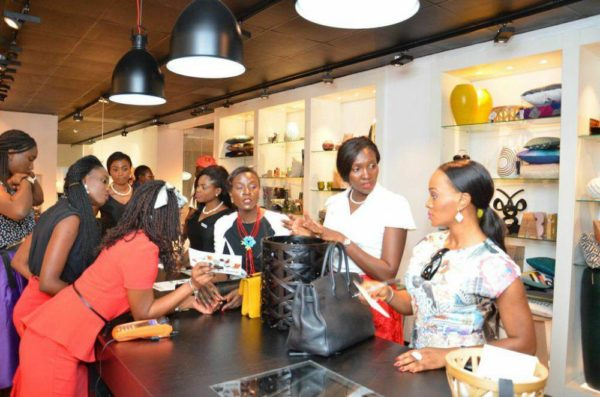BOConcept Launch - Bellanaija - December2014006