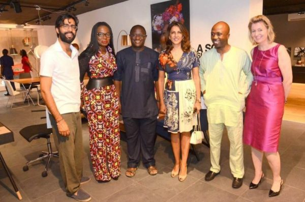 BOConcept Launch - Bellanaija - December2014011