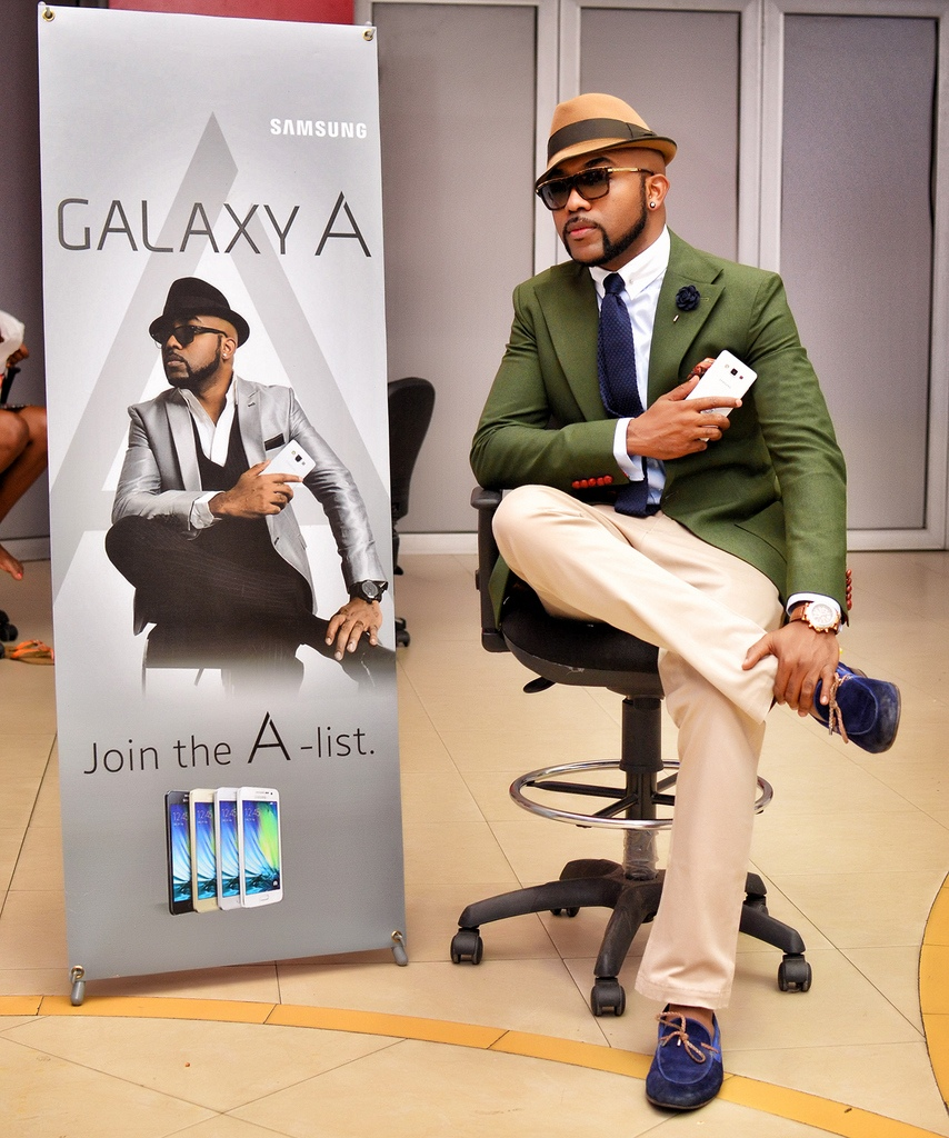Banky W's Short Fil Event - December 2014 - BellaNaija.com 01