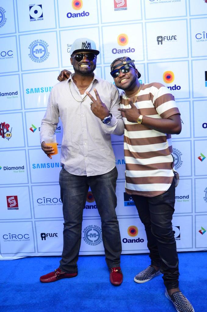 Jude Okoye & Skales