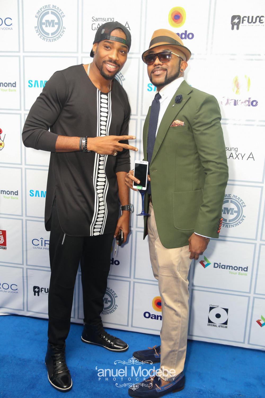 Kingsley Nnadi & Banky W