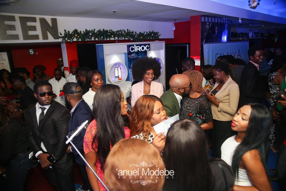 Banky W's Short Fil Event - December 2014 - BellaNaija.com 048