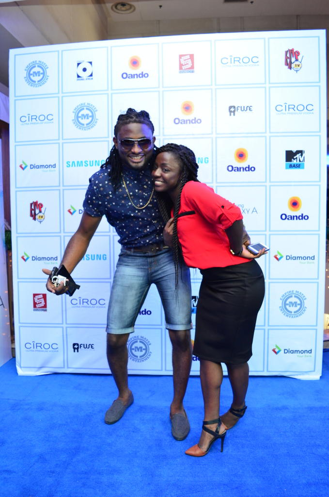 Uti Nwachukwu & Vina