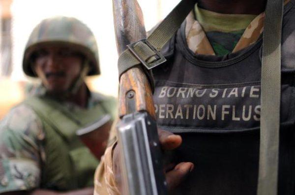 Borno Soldiers