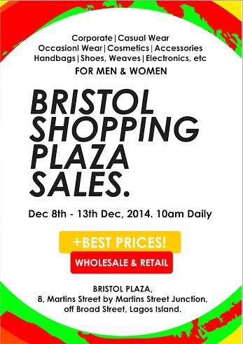 Bristol Shopping Plaza Sales - BellaNaija - December 2014