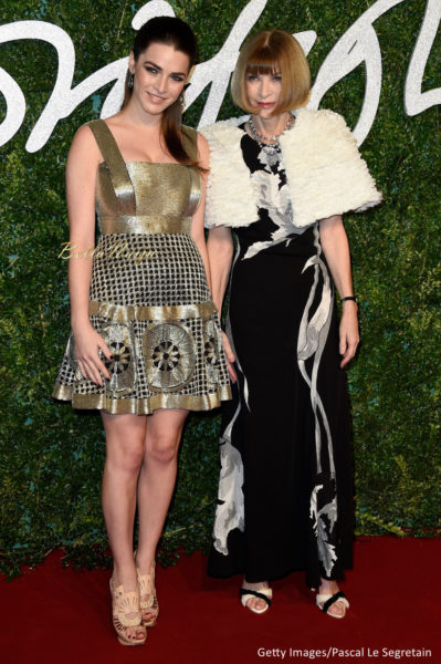 Bee Shaffer & Anna Wintour