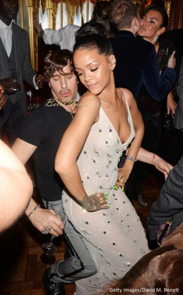 Rihanna & Steven Klein