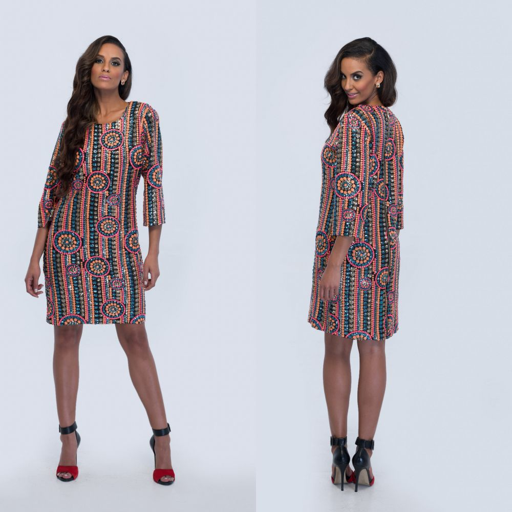 Chidinma Obairi's SS15 collection - Bellanaija - November2014002