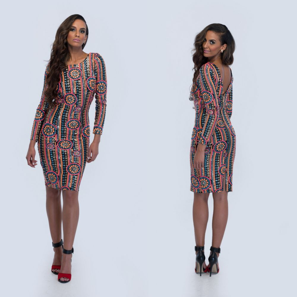 Chidinma Obairi's SS15 collection - Bellanaija - November2014003