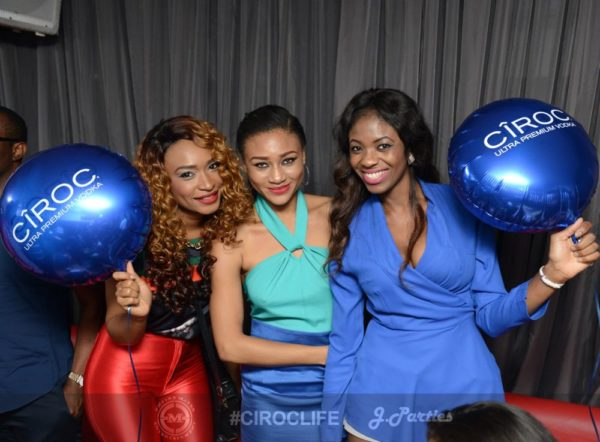 Ciroc Life Party November Edition - Bellanaija - December2014010